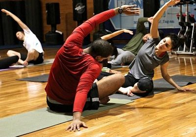 Stretching - Warmup