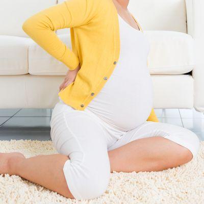 Pregnancy - Back Pain