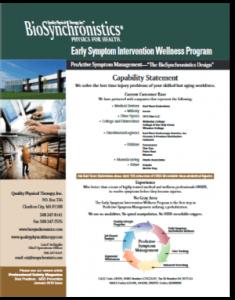 ESI Capability Statement Cover