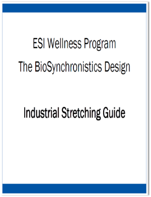 Industrial Stretching Guide cover
